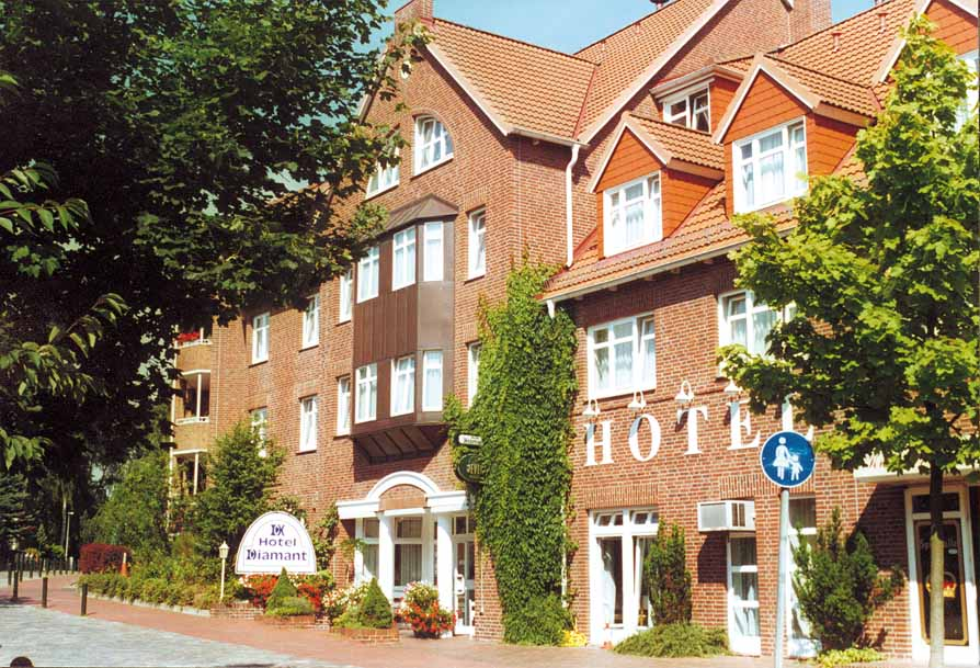 Hotel Hamburg Hotels Wedel Hotel Diamant in Wedel bei Hamburg